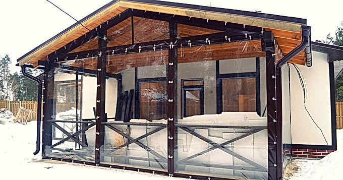 Мягкие окна ПВХ в Йошкар-Оле, купить мягкие окна в Йошкар-Оле