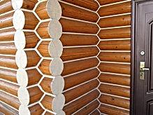 герметик для швов в деревянном доме