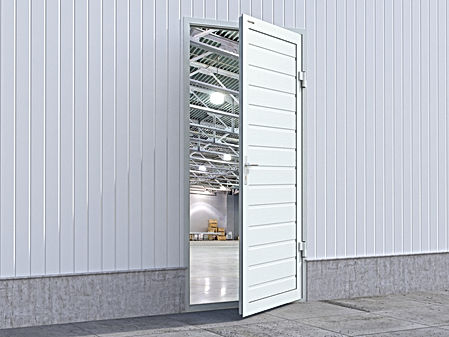Гаражные ворота DoorHan в Йошкар-Оле