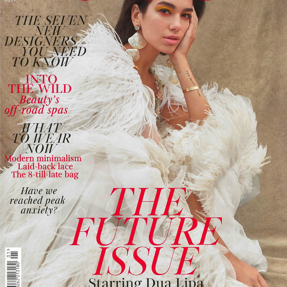 Vogue Travel Collection - January/2019