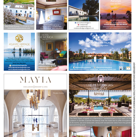 Vogue Travel Collection - April/2019