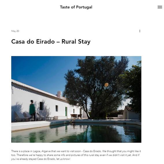 Taste of Portugal - May/2019