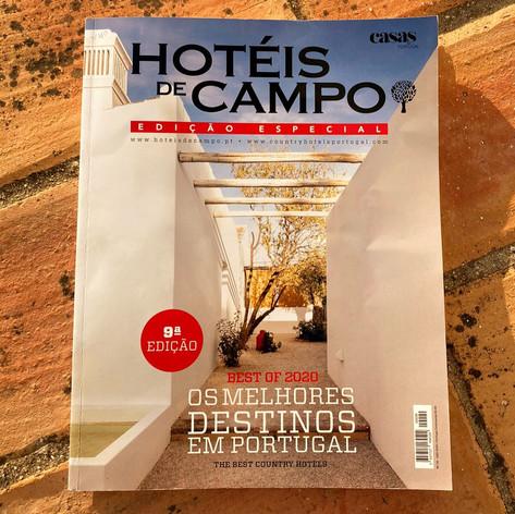 Hotéis de Campo Magazine