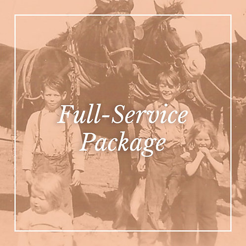 Full-service Package