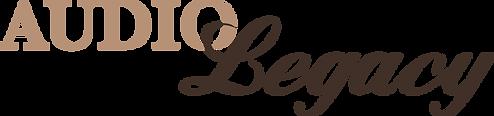 Audio Legacy Digital Oral Histories Logo
