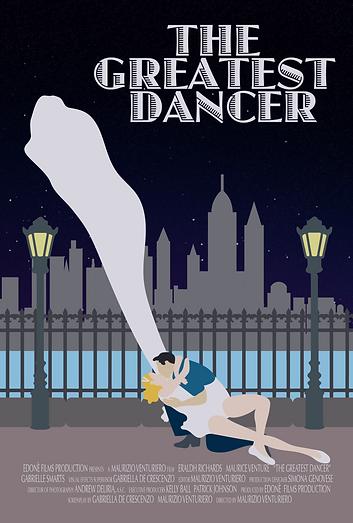 THE GREATEST DANCER locandina_Tavola dis
