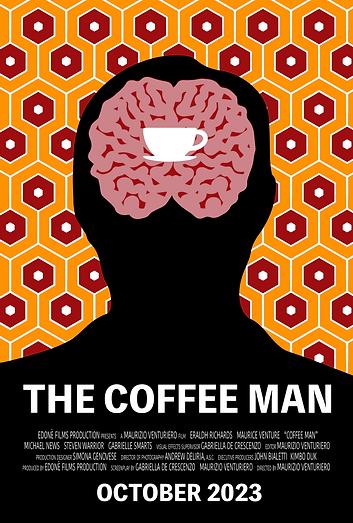 THE COFFEE MAN locandina_Tavola disegno