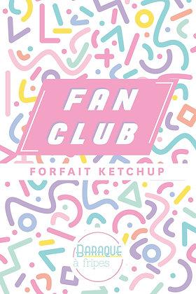 Fan Club Ketchup