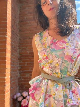 Robe pastel basques