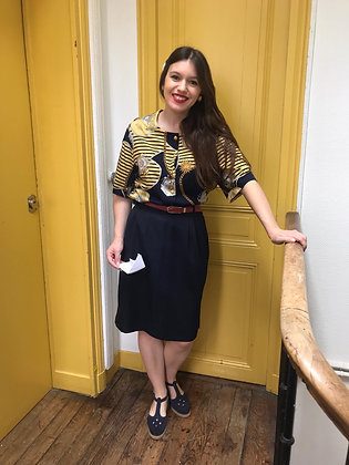 Jupe Nina Ricci pour Air Inter
