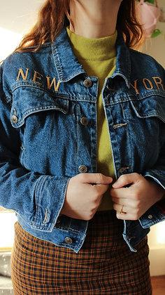 Veste en jean New York