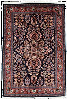 9080|リーリヤーン(リリアン)メダリオン文様絨毯