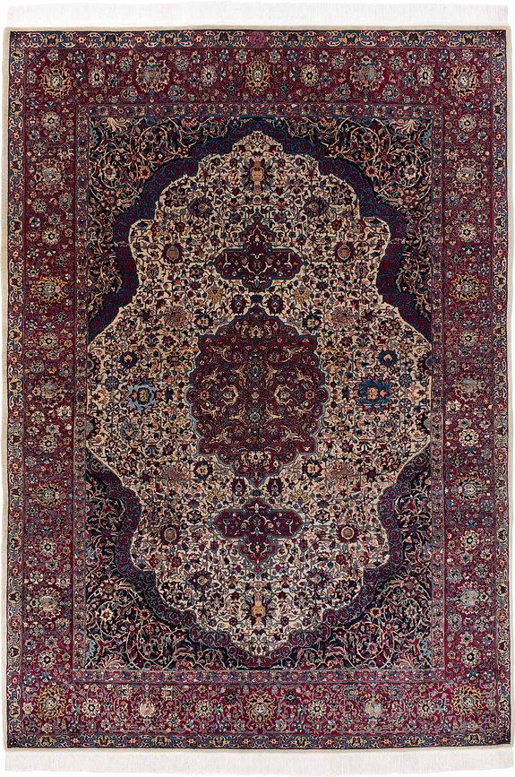 アムオグリーペルシャ絨毯
