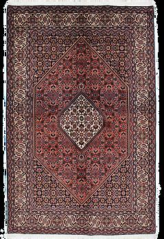 9075|ビージャール(ビジャー)・メダリオン文様絨毯