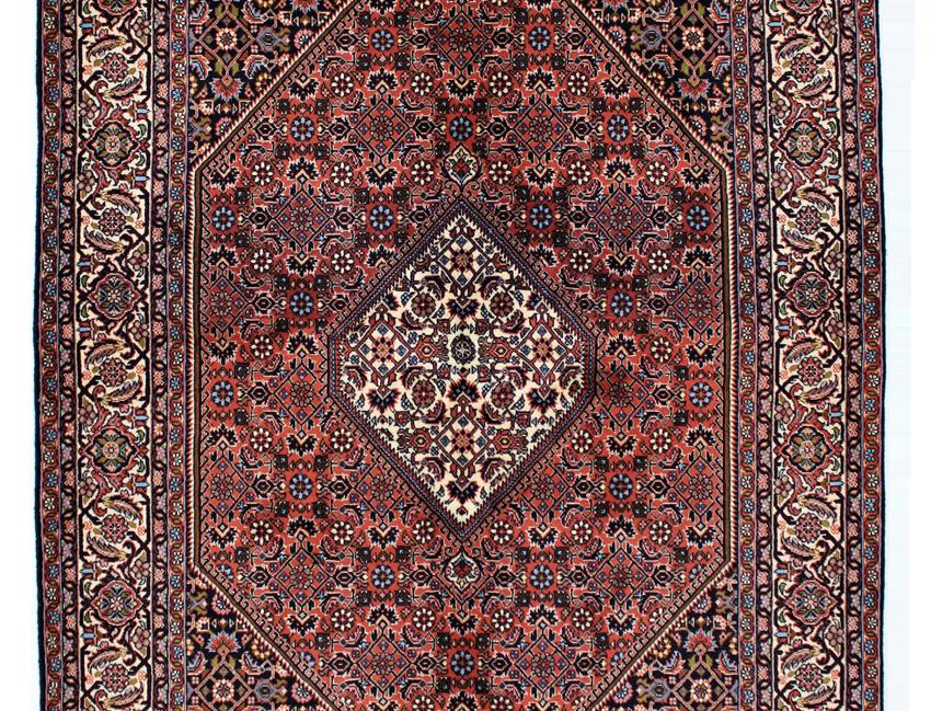 数寄の絨毯33213/ビージャール(ビジャー)メダリオン文様絨毯