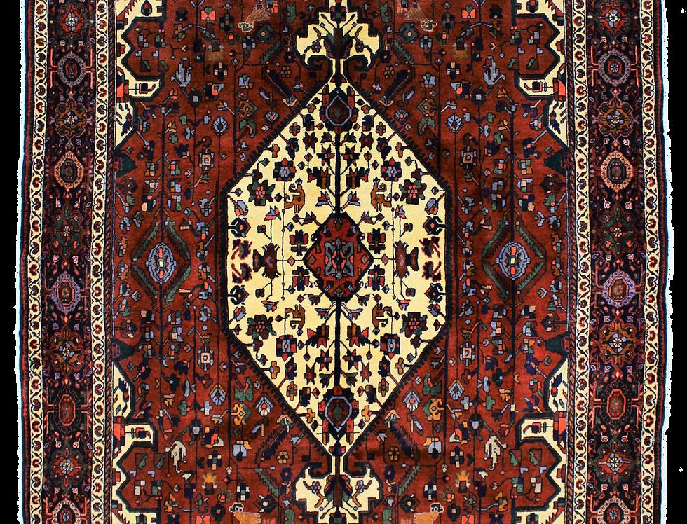 数寄の絨毯33206/ビドゲネ・メダリオンコーナー文様絨毯