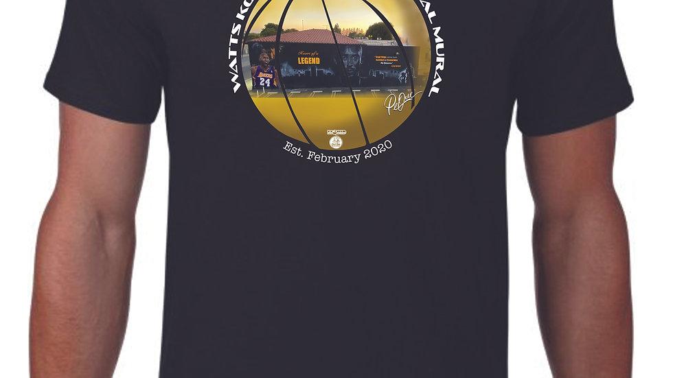 Watts Kobe Mural T-Shirt 2
