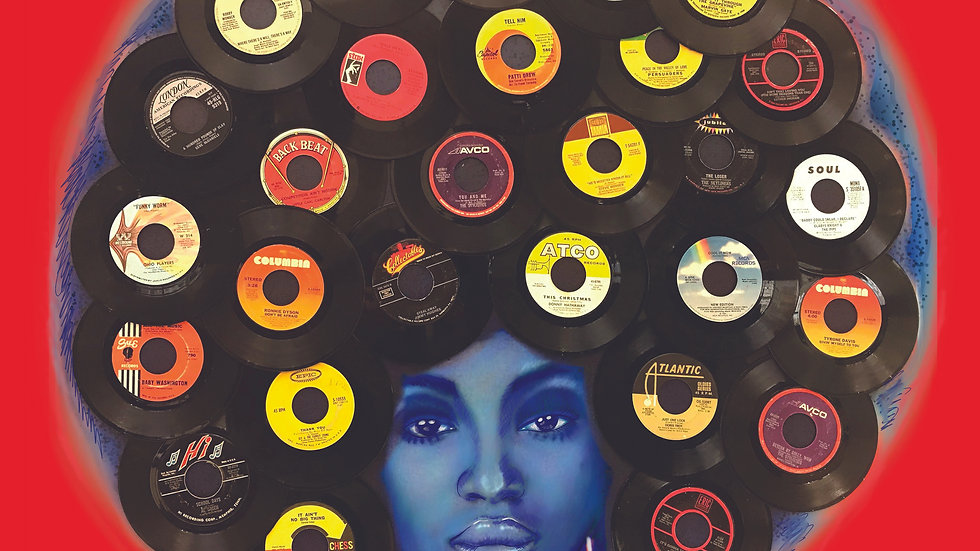 Woman of Soul w/ Records