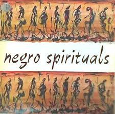 Don't forget about the spirituals!