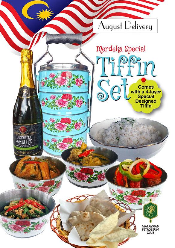 Tiffin Promotion