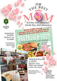 Celebrate Mother's Day at MPC