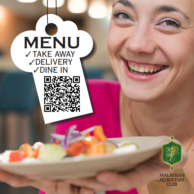 Take Away, Delivery, Dine in