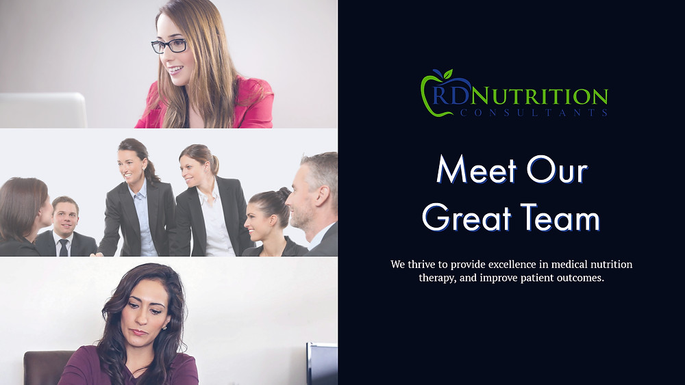 RD Nutrition Consultants-RD Consultant