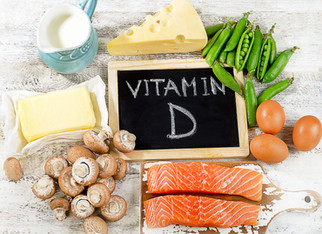 Vitamin D in Older Adults
