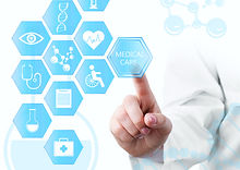 Medical doctor working with healthcare icons. Modern medical technologies concept_edited.jpg