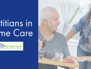 Dietitians in Home Care
