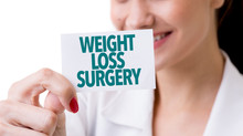 Fighting the Stigma: Bariatric Surgery