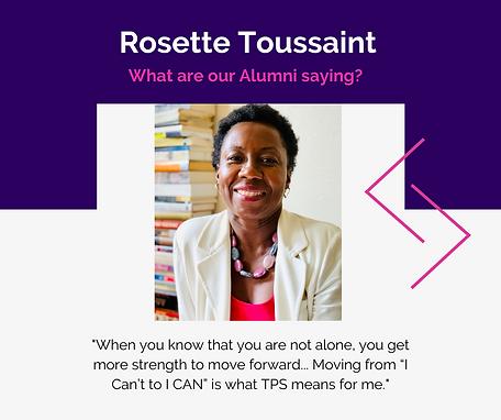 Meet Rosette Toussaint- Social Media Pos