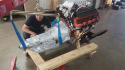 Engine Installtion