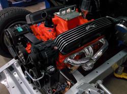 53 Chevy Engine