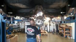 Engine Installation
