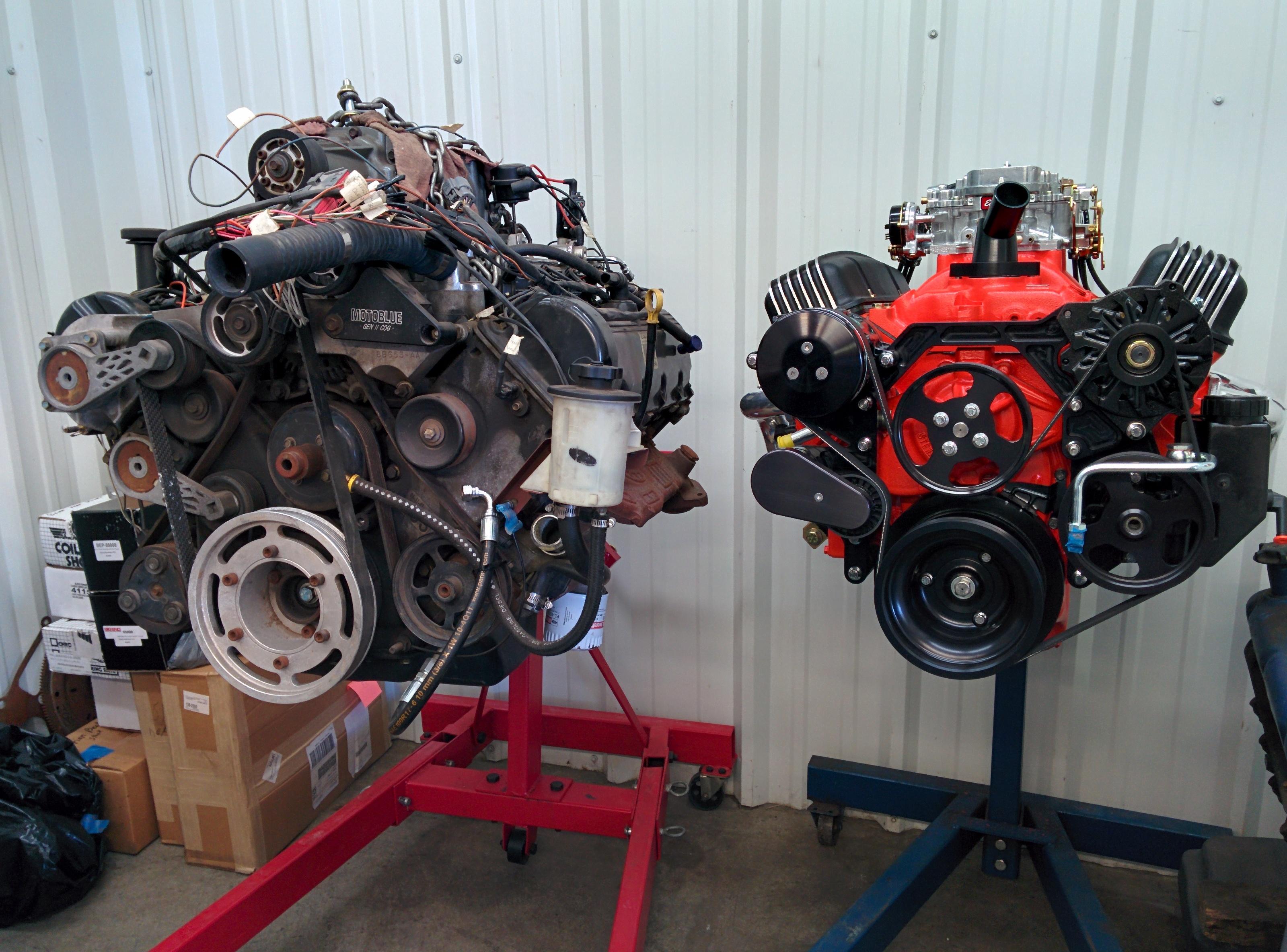 Custom Engine Builds