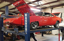 1969 Dodge Daytona Restoration