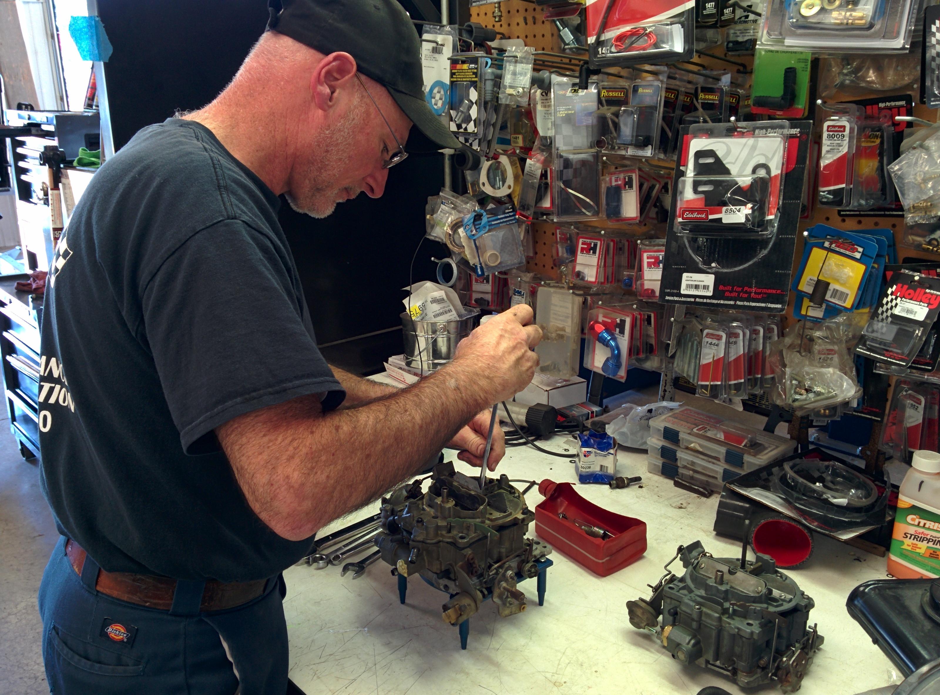 Custom Carburator