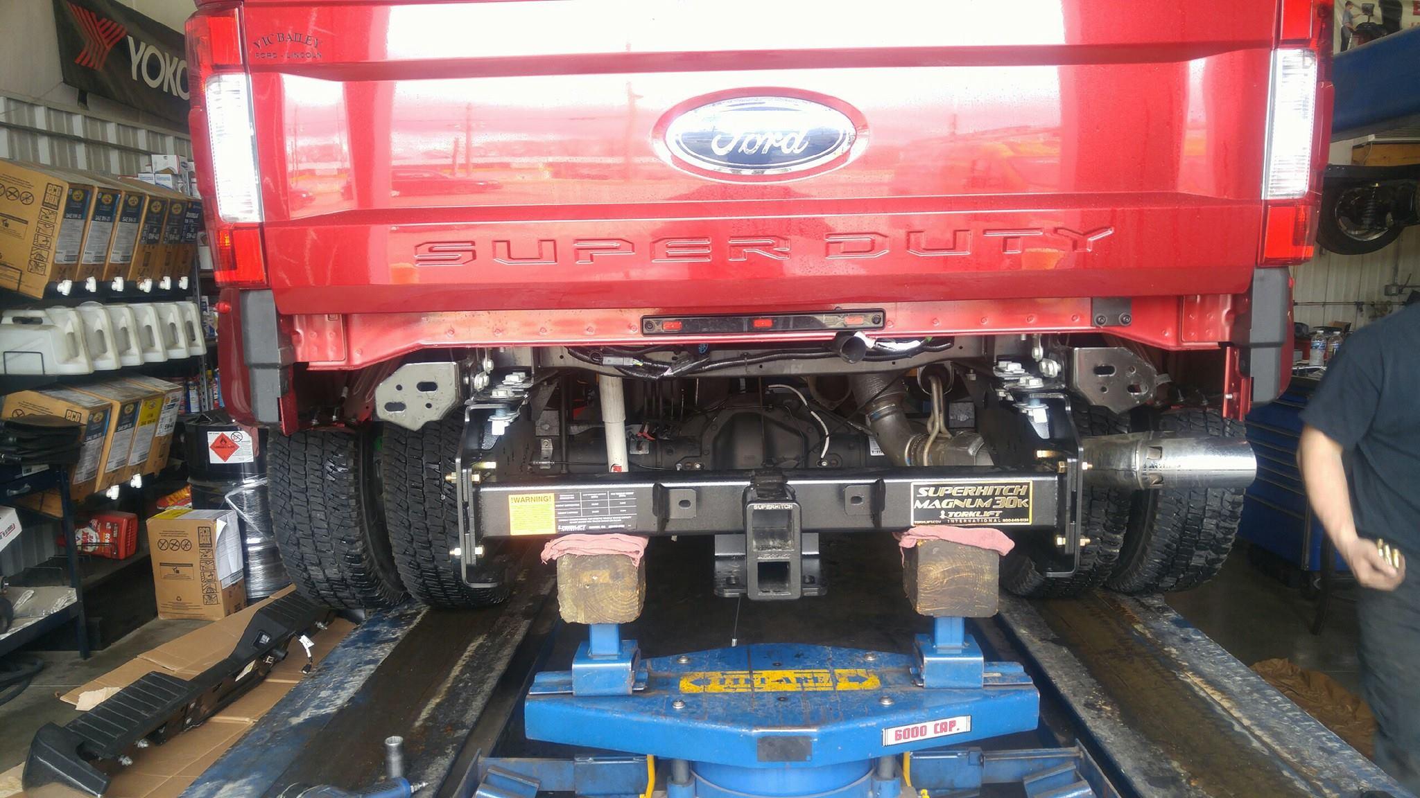 F350 Diesel Duallie