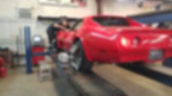 74 Corvette Asheboro Alignments
