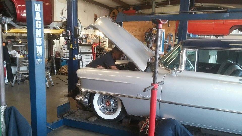 1953 Caddy