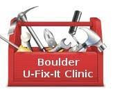 Boulder U-Fix-It