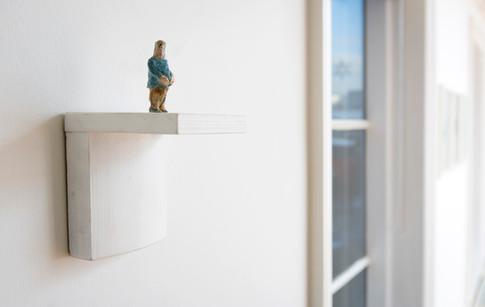 Traveller (2014) - Miniature Clay