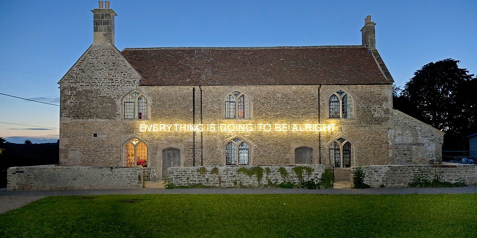 All day trip to Hauser & Wirth @ Somerset