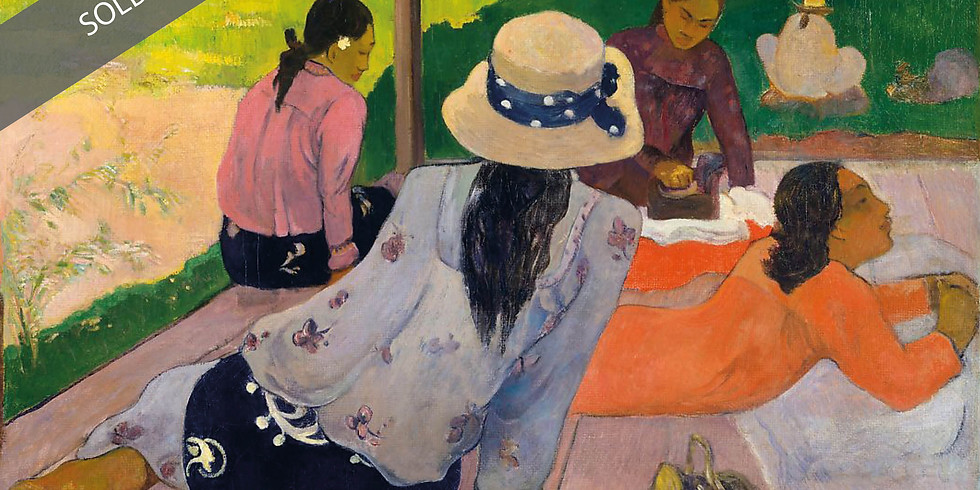 SOLD OUT Paul Gauguin
