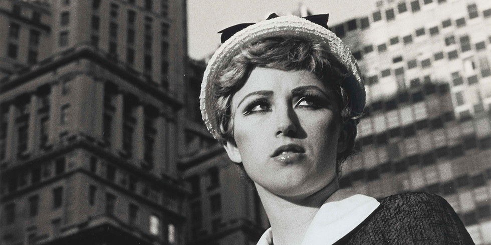 Private visit to the Cindy Sherman exhibition