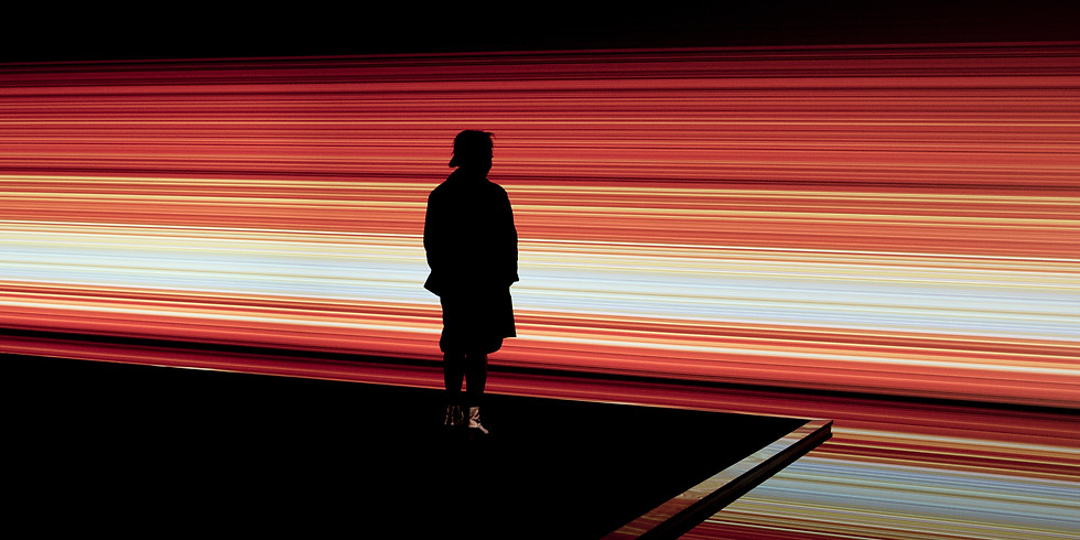 Organised by Fondation Cartier, exhibition of United Visual Artists presented by The Store X the Vinyl Factory