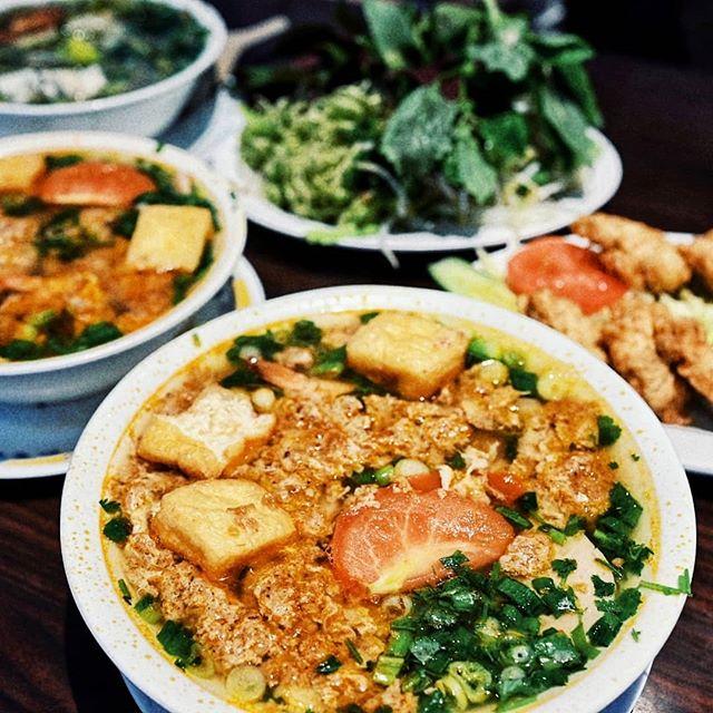 Bun Cha Ca Hoang Yen