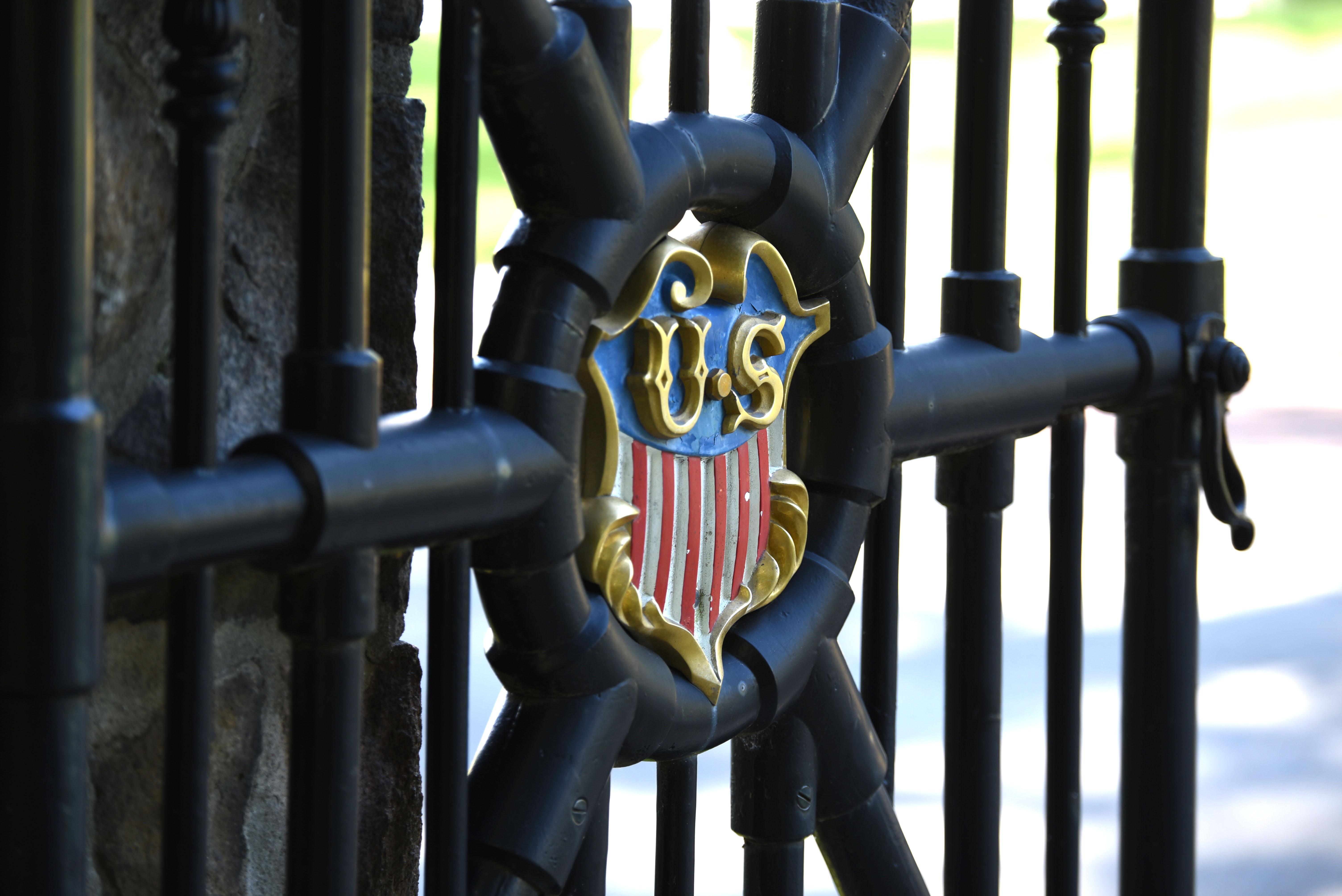 Presidental Gate