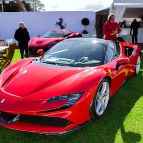 Ferrari anuncia modelo elétrico para 2025